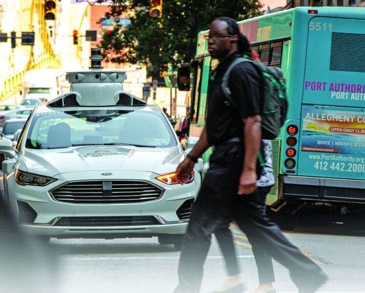 ترى Argo المدعومة من فورد أن المستشعر الجديد هو المفتاح للسيارات ذاتية القيادة