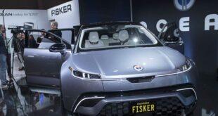 فيسكر وفوكسكون يوقعان صفقة لبناء سيارات كهربائية في الولايات المتحدة