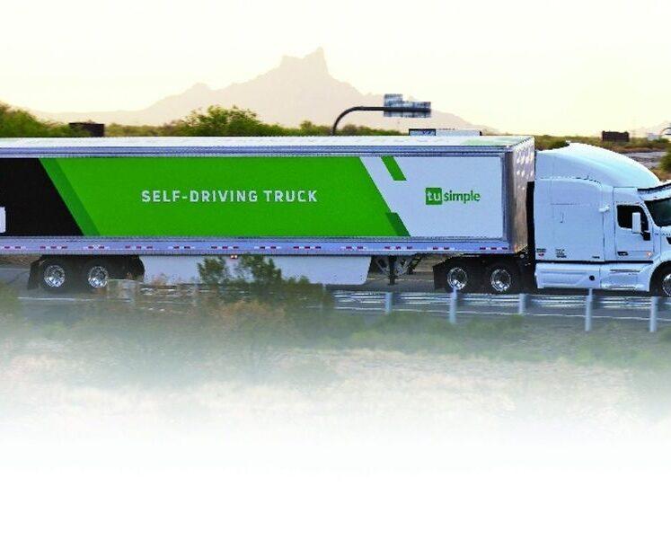 توسعت شبكة الشاحنات ذاتية القيادة في TuSimple شرقًا عبر تكساس