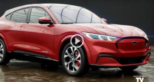 AutoNews Now: تجاوز Ford Mustang Mach-E زميله المستقر في ICE في الإخراج