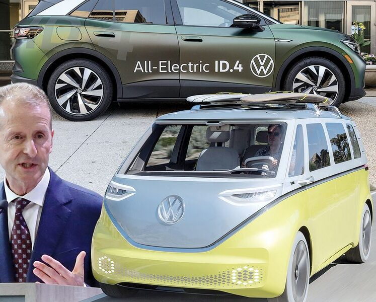 """تتوخى إستراتيجية """"السيارات الجديدة"""" لمدة 10 سنوات لشركة فولكس فاجن عالمًا جديدًا للسيارات"""