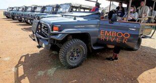 توفر المركبات الصديقة للبيئة رحلات سفاري أكثر هدوءًا وأنظف في المحمية الكينية